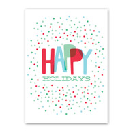 Holiday Dots Holiday Cards by Rock Scissor Paper