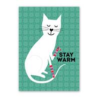 Kitten Socks Holiday Cards