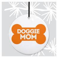 Doggie Mom Ornament