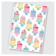 Fancy Cakes Journal by Rock Scissor Paper