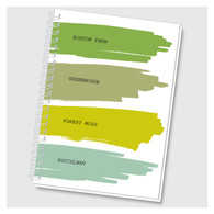 Favorite Colors - Boston Fern Journal by Rock Scissor Paper