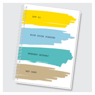 Favorite Colors -SPF 50 - Journal by Rock Scissor Paper