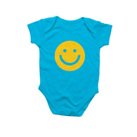 Happy Face Baby Bodysuit