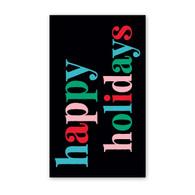 Holidays Serif Mini Cards