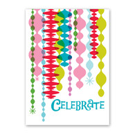 Celebrate Garlands Holiday Card