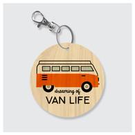 Van Life Keychain