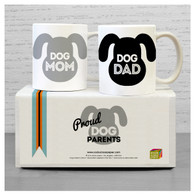Dog Parents Mug Set