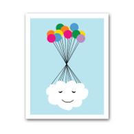 Happy Cloud Print