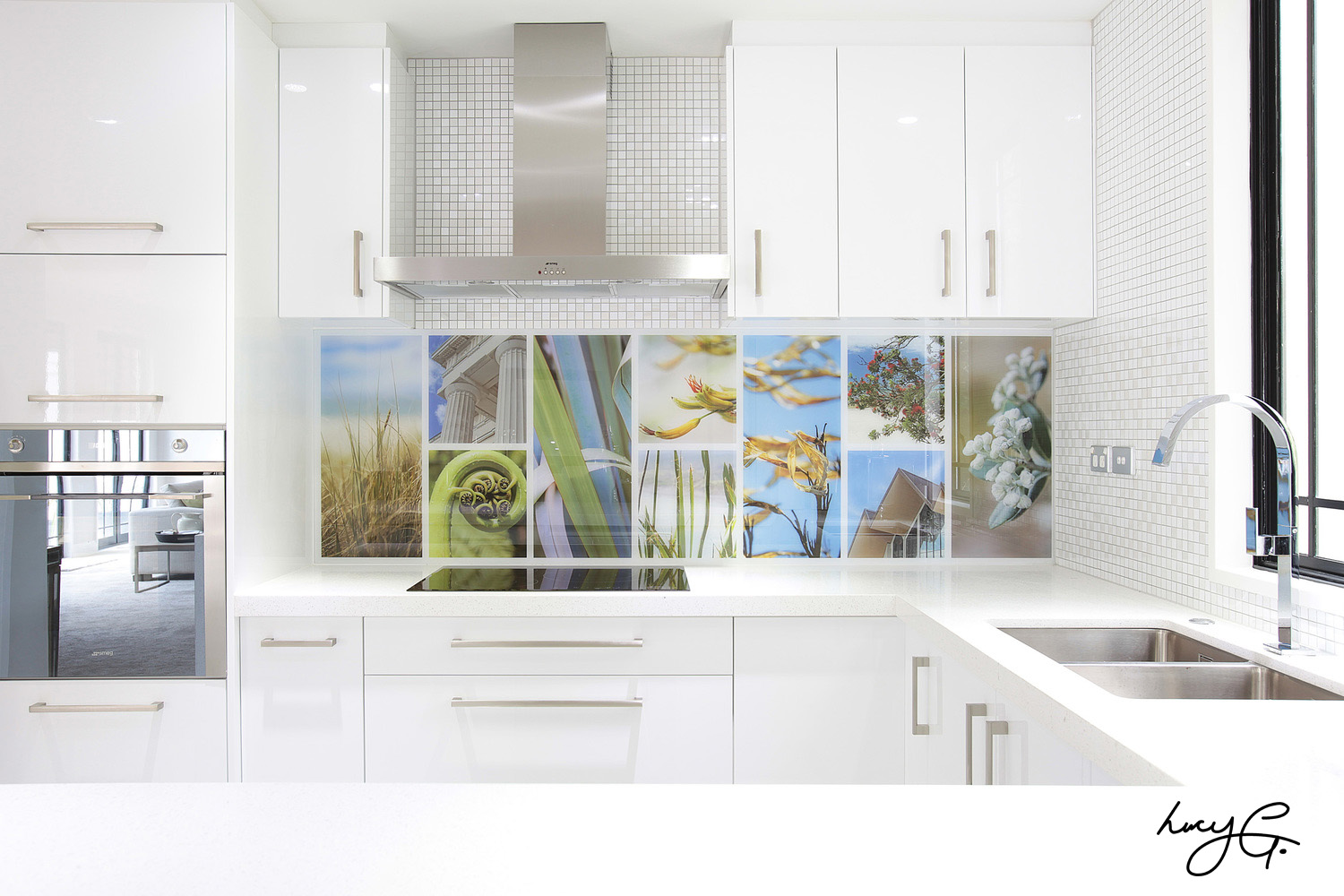 Tiled Splashbacks For Kitchens Nz