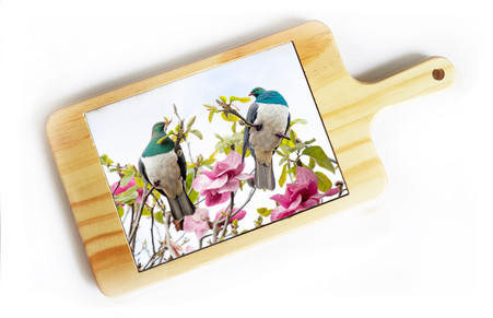 Kereru and Magnolia cheeseboard