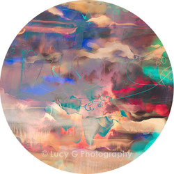 Wall decal - 'Sunrise 2'