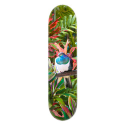 TROPICAL NZ KERERU' -printed art skatedeck for sale by Lucy G