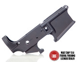 AR15/M16 STRIPPED LOWER RECEIVER