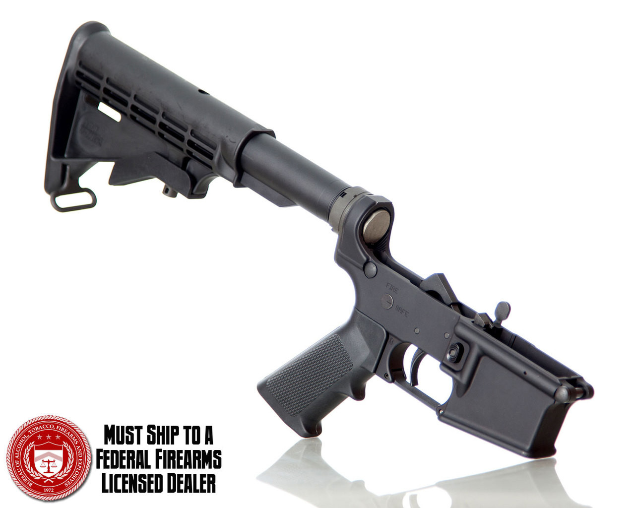 APF AR15/M16 LOWER RECEIVER ASSEMBLY