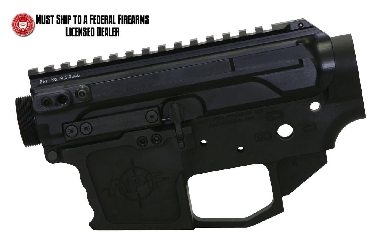 9MM PISTOL CALIBER UPPER & LOWER SET - Alex Pro Firearms, LLC
