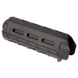 Magpul Industries, MOE M-LOK Handguard, Fits AR-15, Carbine Length, Polymer Construction, Features M-LOK Slots, Black Finish
