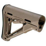 Magpul Industries, CTR Stock, Fits AR-15, Adjustable, Flat Dark Earth