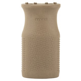 Magpul Industries, MOE Vertical Grip, Fits M-LOK Hand Guards, FDE Finish