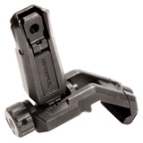 Magpul Industries, MBUS PRO Rear Sight, Fits Picatinny, Black, Offset
