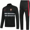Adult Portugal 2020-21 Black Track Suit