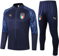 Adult Italy 2020-21 Blue Track Suit