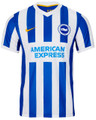 New 2021-22 Brighton Home Football Shirt Soccer Jersey With Free Name&Number
