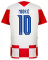 Croatia 2020-21 Home Shirt/Jersey With Free Name & Number