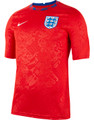 England 2020-21 Pre Match  Football Shirt Soccer Jersey  With Free Name & Number