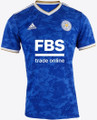 New 2020-21 Leicester City Home Shirt With Free Name&Number