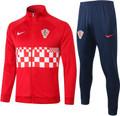 Adult Croatia 2020-21 Red Track Suit