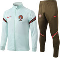 Adult Portugal 2020-21 Green I Track Suit