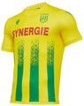 New FC Nantes 2020-21 Home Football Shirt With Free Name&Number