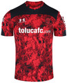 Adult Toluca 2021-22 Home Football Shirt Soccer Jersey With Free Name&Number