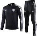 Kids Belgium 2020-21 Black Technical Training Suit