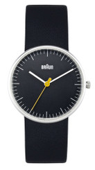 BRAUN LADIES ANALOG WATCH (black)