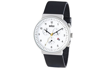 BRAUN MENS CHRONOGRAPH WATCH