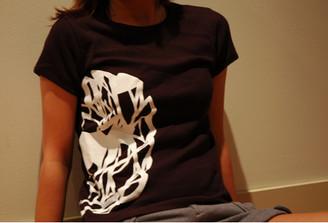 TREE LACE T-SHIRTS BY MELISSA BORRELL
