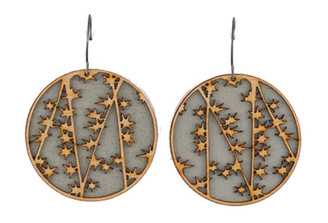 Molly M Design- VINE 1 EARRINGS