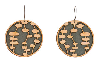 Molly M Design- PETIOLE 1 EARRINGS