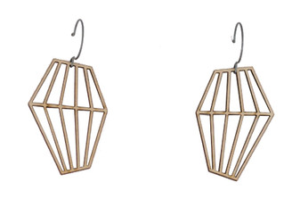 Molly M Design- FACET 1 EARRINGS
