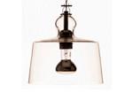 ACQUATINTA SUSPENDED LAMP - TRANSPARENT MURANO GLASS design by Michele DeLucchi