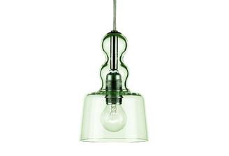 ACQUAMIKI TRANSPARENT GREEN PENDANT LAMP design by Michele DeLucchi
