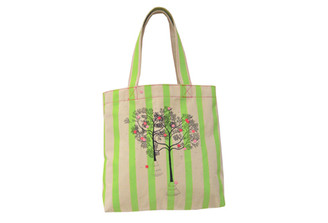 TREE ORGANIC CANVAS TOTE
