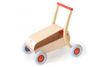 SIRCH CHILD WALKER WITH TOY CONTAINER