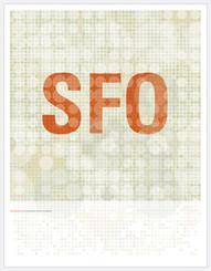 Grafik180:CityArt San Francisco, CA / de Young Museum