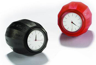 WORLD TIME CLOCK design by Charlotte van der Waals