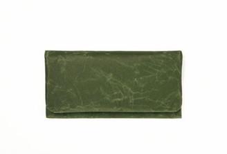 SIWA LONG WALLET (GREEN OR BROWN)