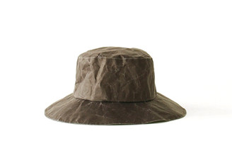 SIWA BASIC HAT (BROWN)