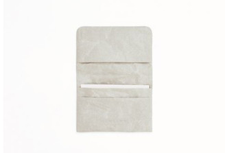 SIWA BUSINESS CARD CASE (GREY)