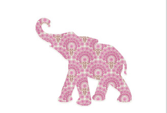 WALLPAPER WILDLIFE BABY ELEPHANT by Inke Heiland wm-babyelephant-0030